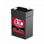 AGM Battery for Electric Toy Cars RDrive Junior EV6-6