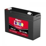 AGM батарея для детских электромобилей RDrive Junior EV6-14-2019