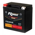 Аккумулятор RDRIVE eXtremal Gold YTX14H-BS-2016