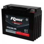 Аккумулятор RDRIVE eXtremal Silver YTX24HL-BS