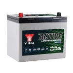 АКБ глубокого разряда YUASA ACTIVE Leisure&Marine L26-AGМ