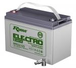 Тяговая гелевая батарея RDrive ELECTRO Motive EMTG12-125