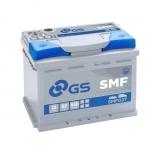 Аккумулятор GS SMF027 (L2, 62 EU)-2017