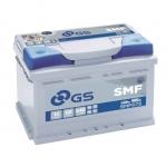 Аккумулятор GS SMF075 (LB2, 60 EU)-2017