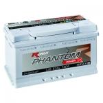 Аккумулятор RDrive PHANTOM POWER SMF 082074LB4 (Турция)