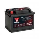 Аккумулятор YUASA YBX3078 (L2, 62 RU)-2019