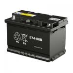 Аккумулятор GS YUASA EU-574-068 (Япония)