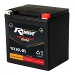 Аккумулятор RDRIVE eXtremal Gold YIX30L-2019