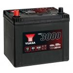 Аккумулятор YUASA YBX3014 (60D23R)