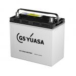 Аккумулятор GS YUASA HJ-55B24R(S) (Япония)-2019