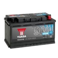 Аккумулятор YUASA YBX9115 (L4, 80 EU)