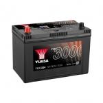 Аккумулятор YUASA YBX3334 (115D31R)-2019