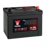Аккумулятор YUASA YBX3030 (85D26L)