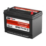 Аккумулятор RDrive OEM EFB-T110 (TOYOTA 28800-36150)