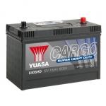 Аккумулятор Yuasa Cargo Super Heavy Duty 640SHD