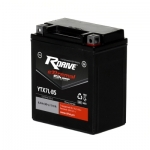 Аккумулятор RDRIVE eXtremal Silver YTX7L-BS-2017