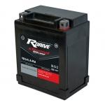 Аккумулятор RDRIVE eXtremal Silver YB14L-A / YTX14AHL-BS