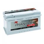 Аккумулятор RDrive PHANTOM POWER SMF 102086L5 (Турция)-2020
