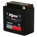 Аккумулятор RDRIVE eXtremal Silver 12N9-4B-1-2018