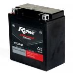 Аккумулятор RDRIVE eXtremal Silver YTX16-BS-2018