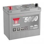 Аккумулятор YUASA YBX5057 (60B24R(S))