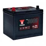 Аккумулятор YUASA YBX3214 (60D23R борт)
