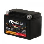 Аккумулятор RDRIVE eXtremal GOLD YTX9 (Nano GEL)-2020