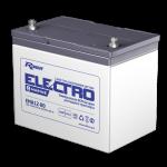 AGM-батарея для водного транспорта RDRIVE ELECTRO MARINE EMA12-8