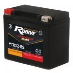 Аккумулятор RDRIVE eXtremal Gold YTX12-BS