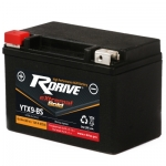 Аккумулятор RDRIVE eXtremal Gold YTX9-BS