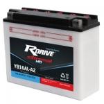 Аккумулятор RDRIVE eXtremal HD YB16AL-A2