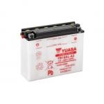 Мото аккумулятор YUASA YB16AL-A2 (Тайвань)