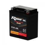 Аккумулятор RDRIVE eXtremal GOLD YTX7L (Nano GEL)