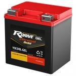 Аккумулятор RDRIVE eXtremal Gold YIX30L-GEL