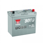 Аккумулятор YUASA YBX5053 (JIS)