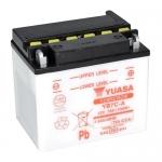 Мото аккумулятор YUASA YB7C-A (Тайвань)
