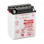 Мото аккумулятор YUASA YU-YB14L-A2