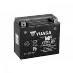 Мото аккумулятор YUASA YTX20-BS (США)